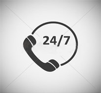 24/7 Live Chat Support Services